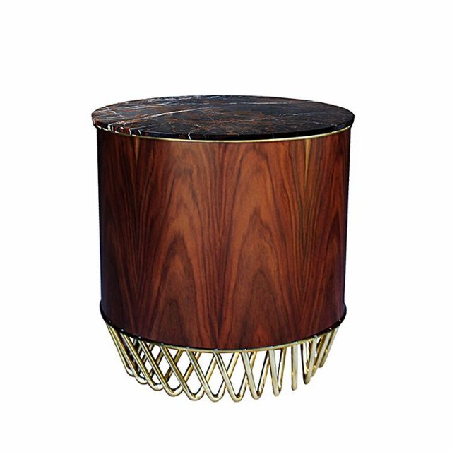 NEW Side Table  Kuma modern sidetable is inspired byhellip