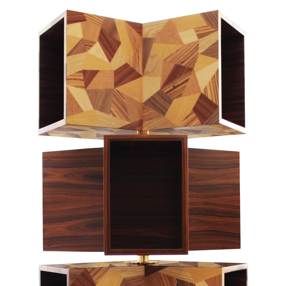 Emel Modern Bookcase