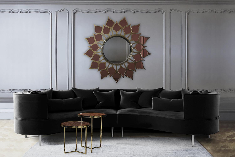 Goa Contemporary Mirror