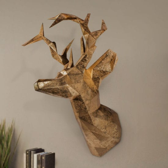 Antler Head Mount | Artistic Collection Pieces