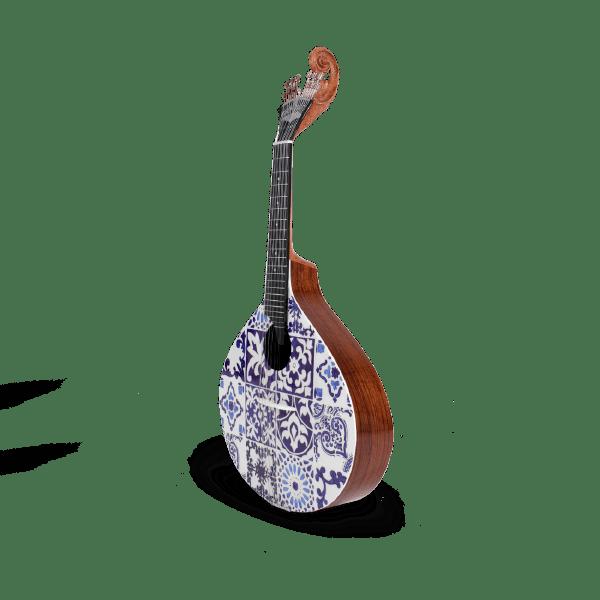 Azulejo IV Portuguese Guitar