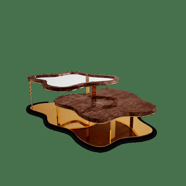 Marina Center Table
