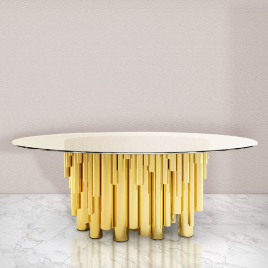 Wanderlust Dining Table | Artistic Collection