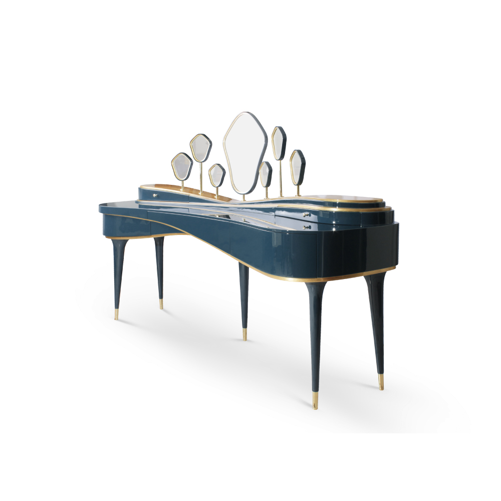 Amélie Dressing Table, Modern Dressing Rooms, Dressing Tables, Dressing Room  Decoration Ideas,