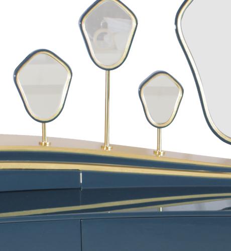 Amélie Dressing Table, Modern dressing rooms, dressing tables, dressing room decoration ideas, luxurious dressing rooms, extravagant dressing tables, Amélie dressing table, women closet, amélie, dressing table, modern concept,