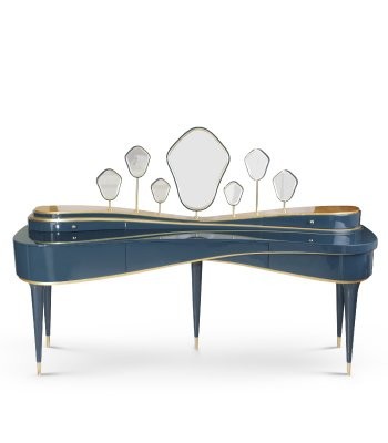 Amélie Dressing Table, Modern dressing rooms, dressing tables, dressing room decoration ideas, luxurious dressing rooms, extravagant dressing tables, Amélie dressing table, women closet, amélie, dressing table, modern concept,