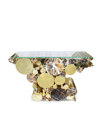 Wanderlust contemporary console