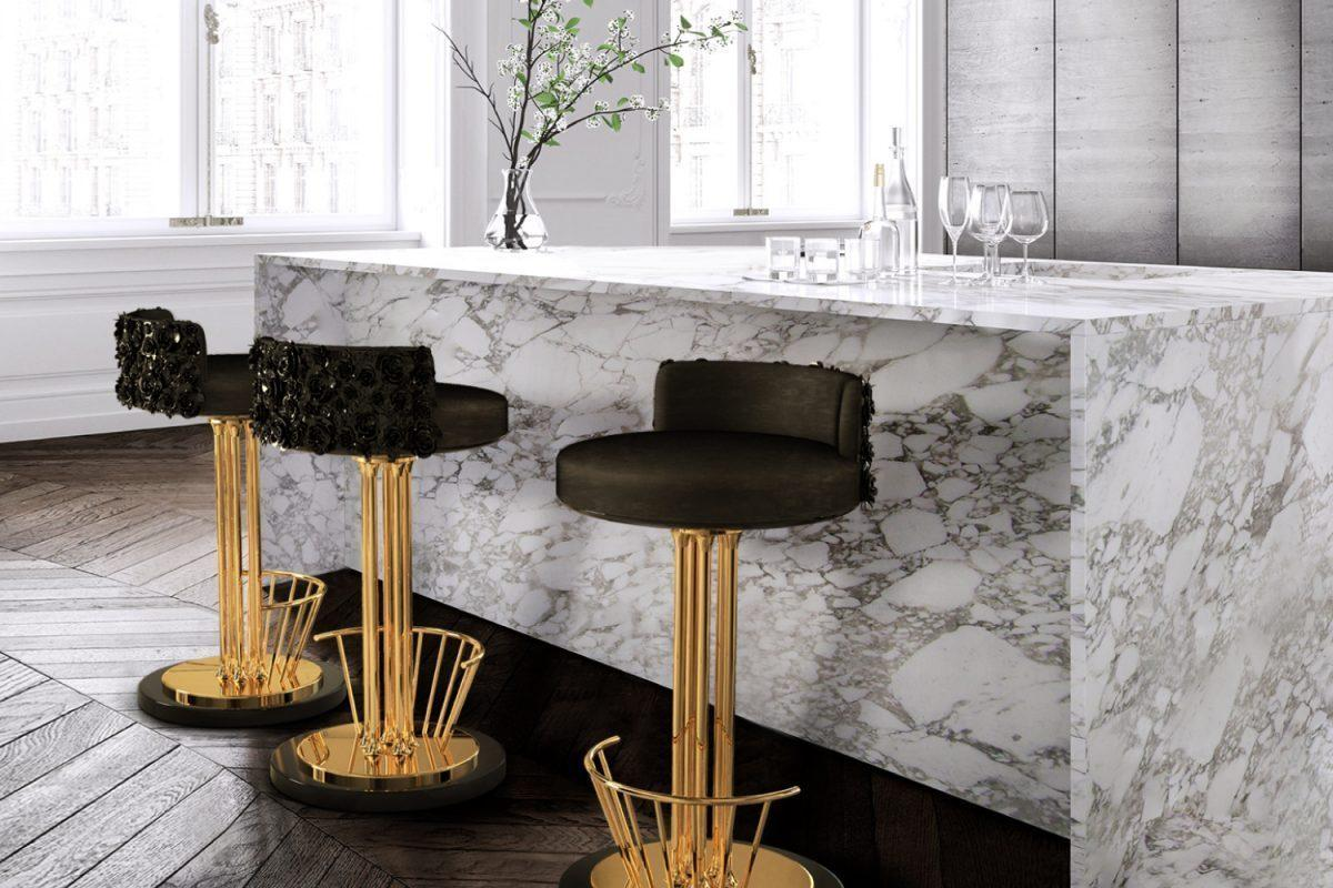 pilar modern bar stool by malabar artistic furniture