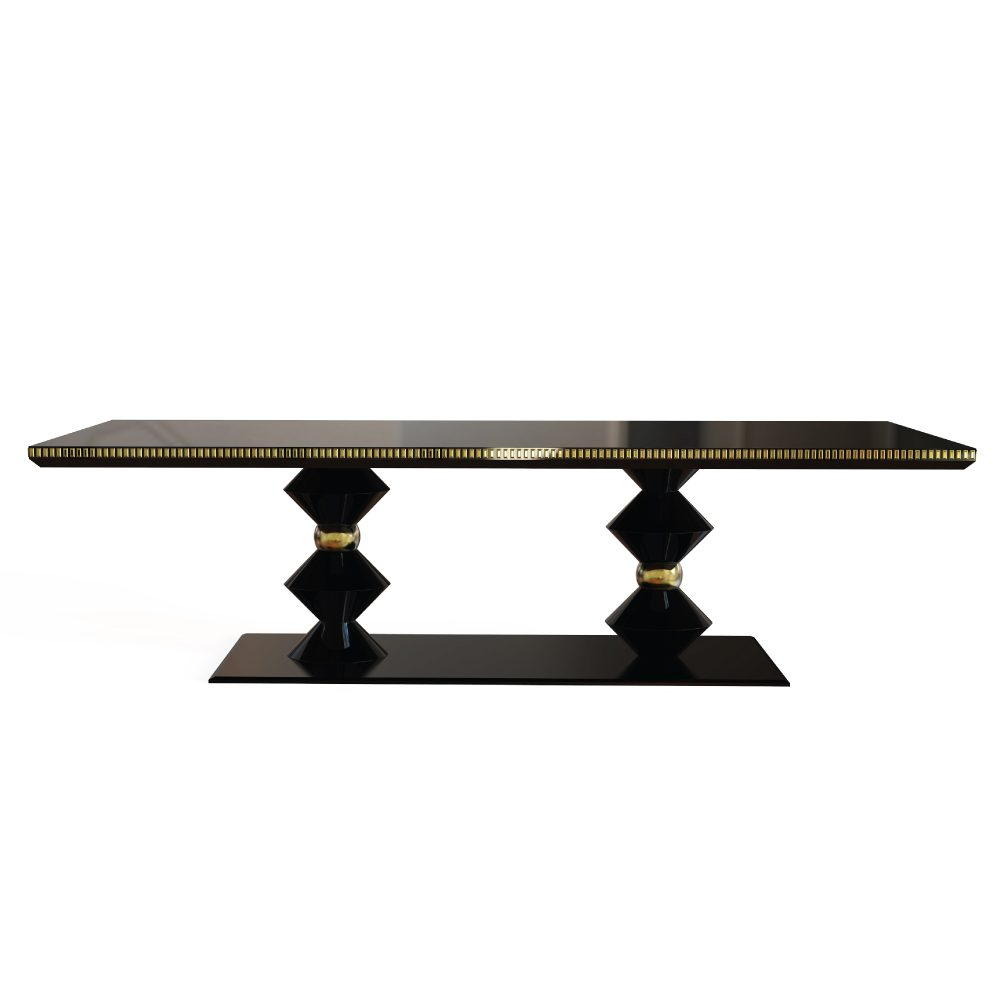 Cortez Modern Dining Table, cortez, contemporary dining table, portuguese luxury, modern dining table, modern living rooms, luxurious hotels