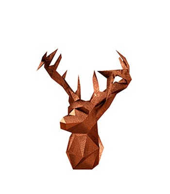 Antler Head Mount, antler decorative accessory, wall decorative antler, antler head mount, decorative wall antler, deer head, wall decorative accessories, design home accessories