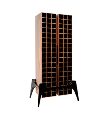 Brasilia Contemporary Cabinet, brasilia, modern cabinet, contemporary cabinet, contemporary furniture piece, modern living space
