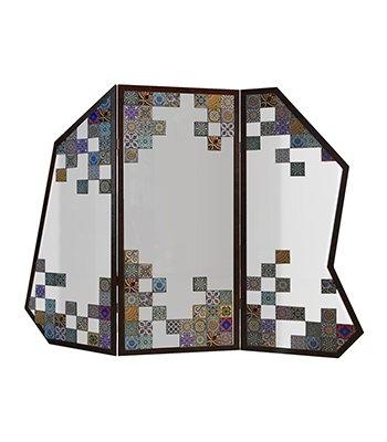 Camelia Folding Screen