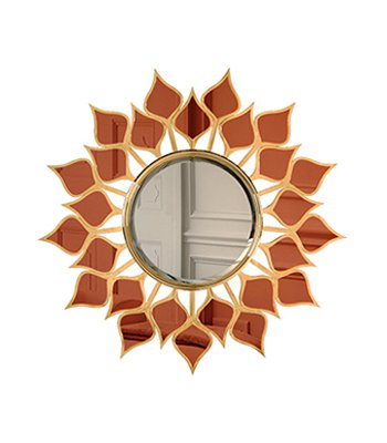 Goa Contemporary Mirror, modern mirror, goa, contemporary mirror, mesmorizing decorative piece, decorative piece