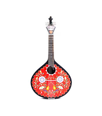 Minho Portuguese Guitar was designed with passion and affection for the Portuguese heritage