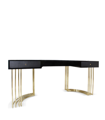 Hood Modern Luxury Desk