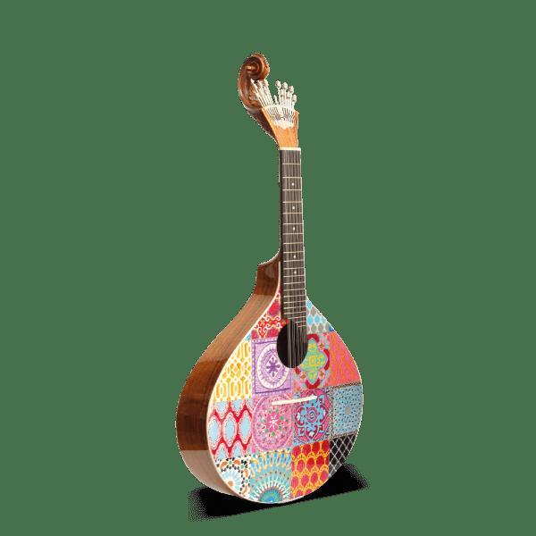 Azulejo III Portuguese Guitar