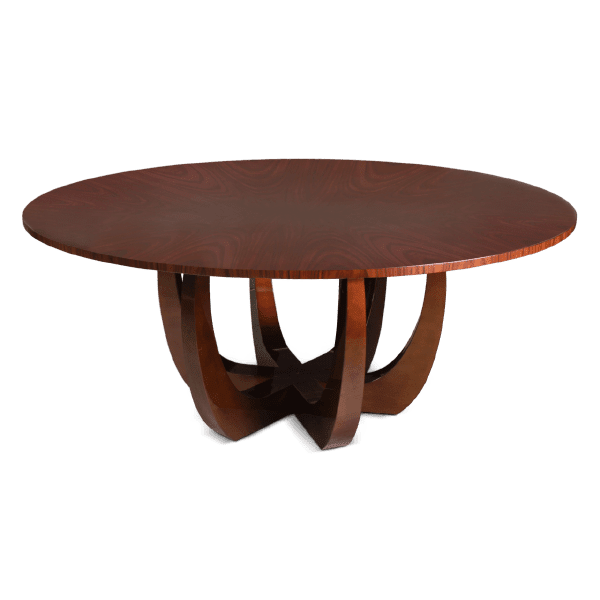 Canopy round dining table
