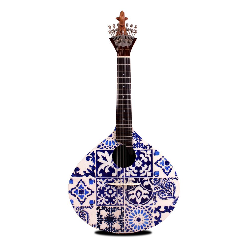 Azulejo IV Guitar