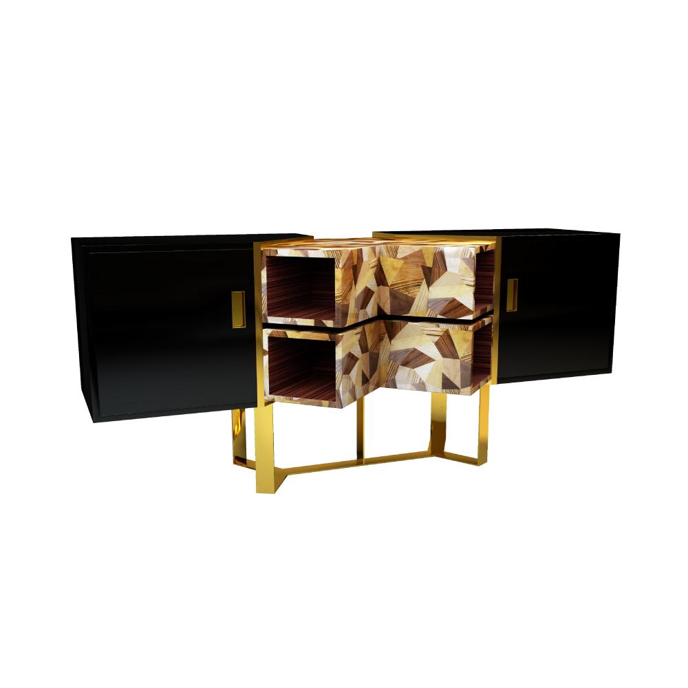 Emel Modern Sideboard