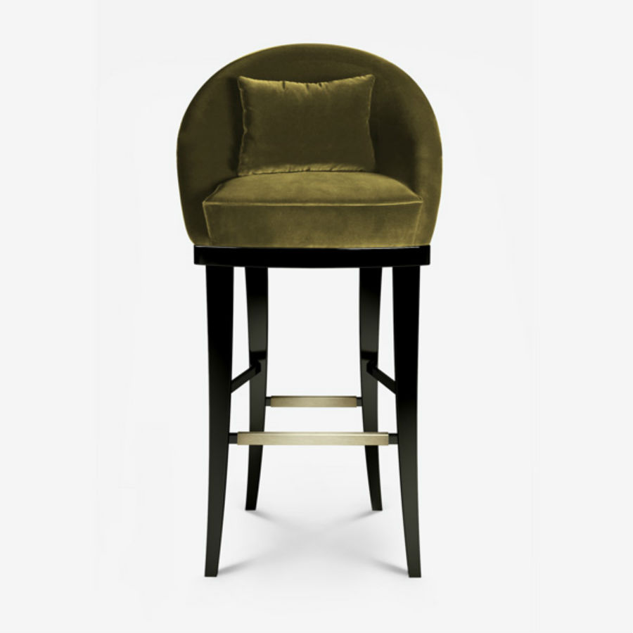 Greenery Bar Chair