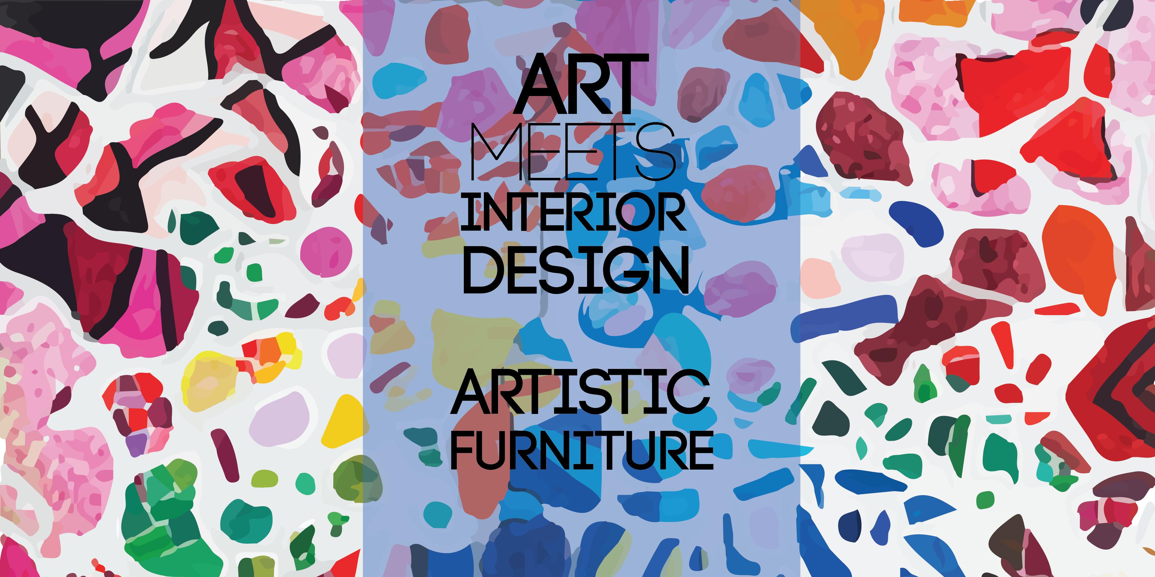 Art Meets Interior Design