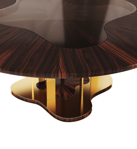 marina, marina center table, modern center table, artistic furniture, contemporary living space, modern living space