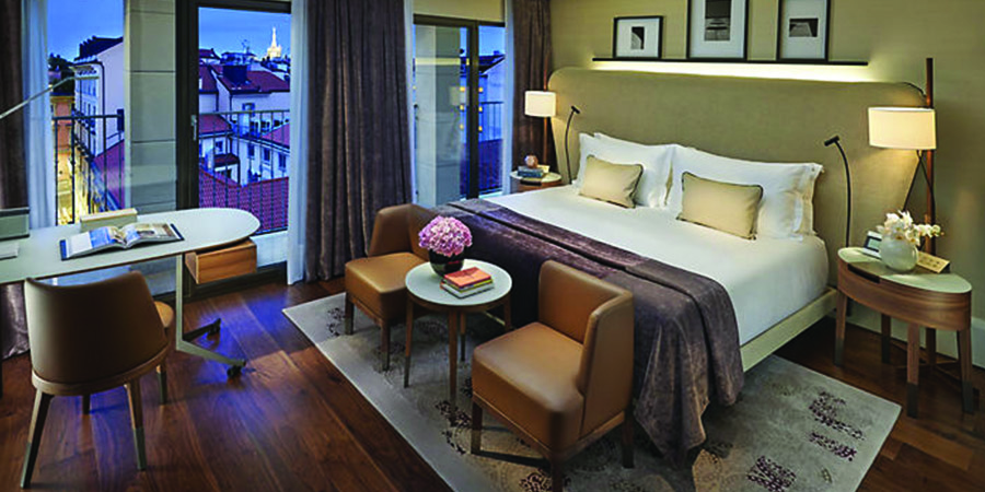 Luxurious Hotels in Milan