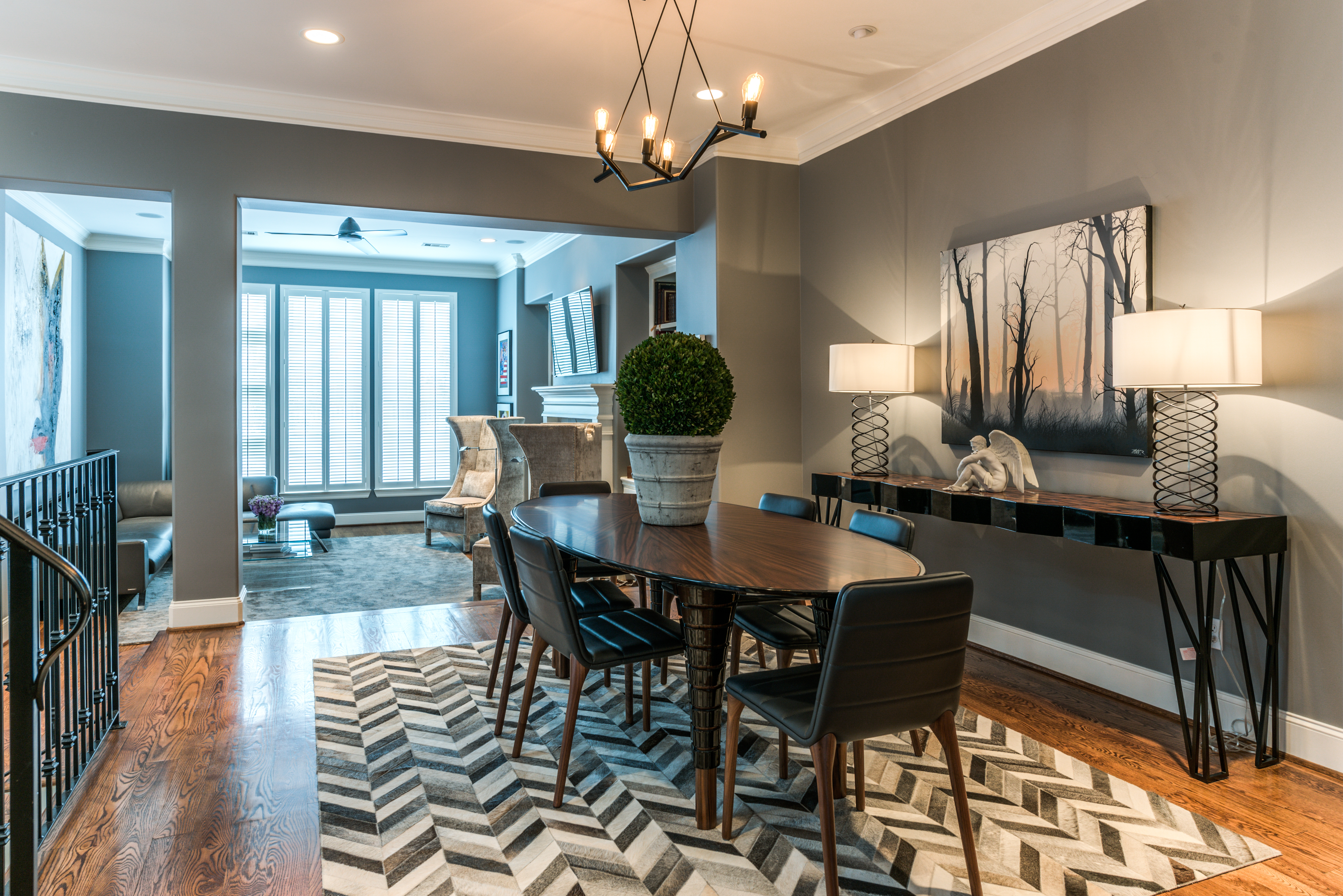Inspiring Interior Project with Malabar | Artistic Furniture by ...