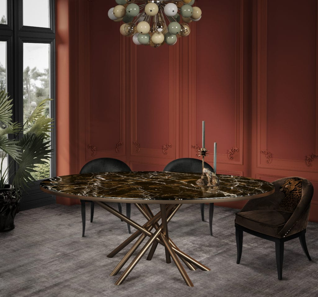 Trends - Duchess Dining Table