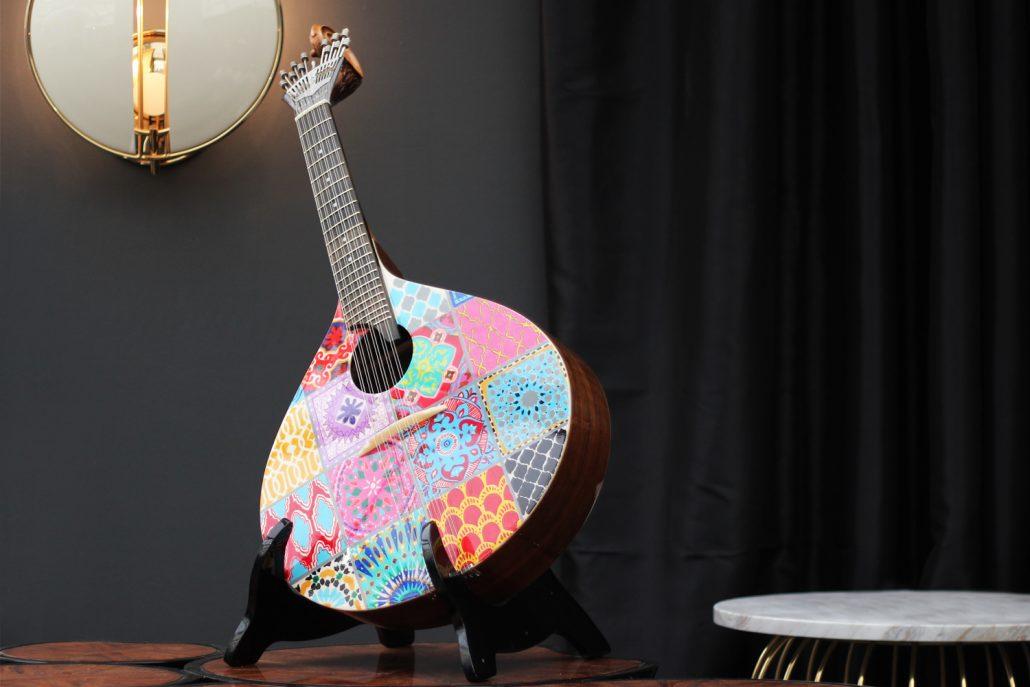 Azulejo III Guitar