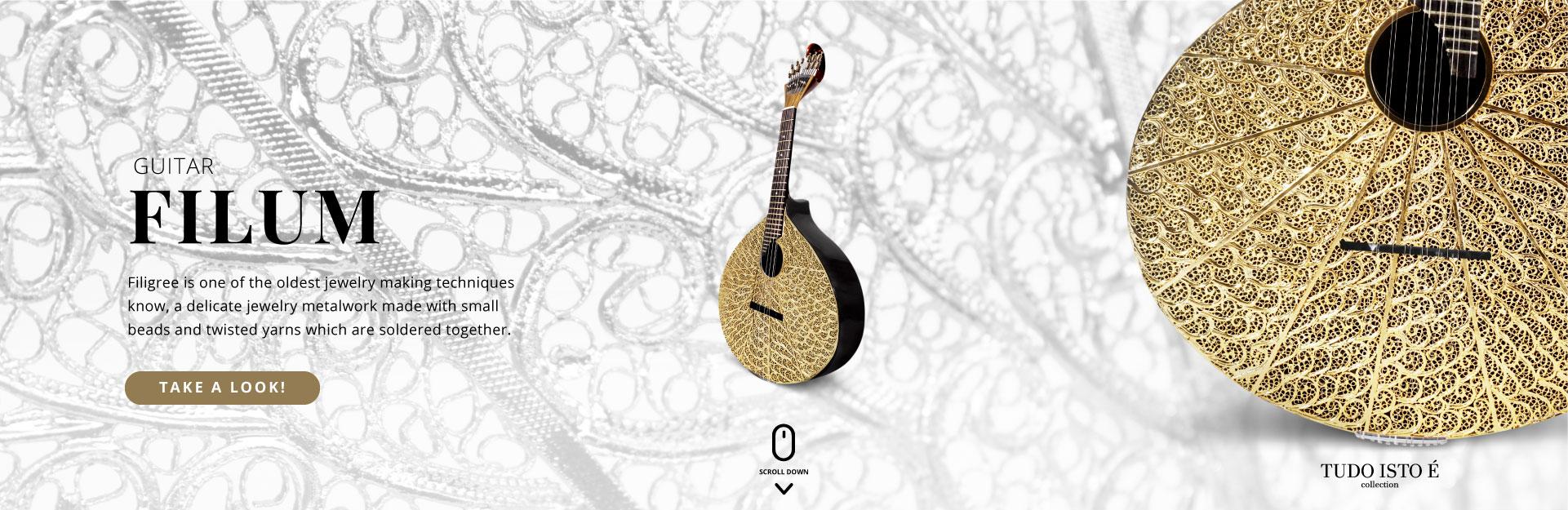 Filum Portuguese Guitar