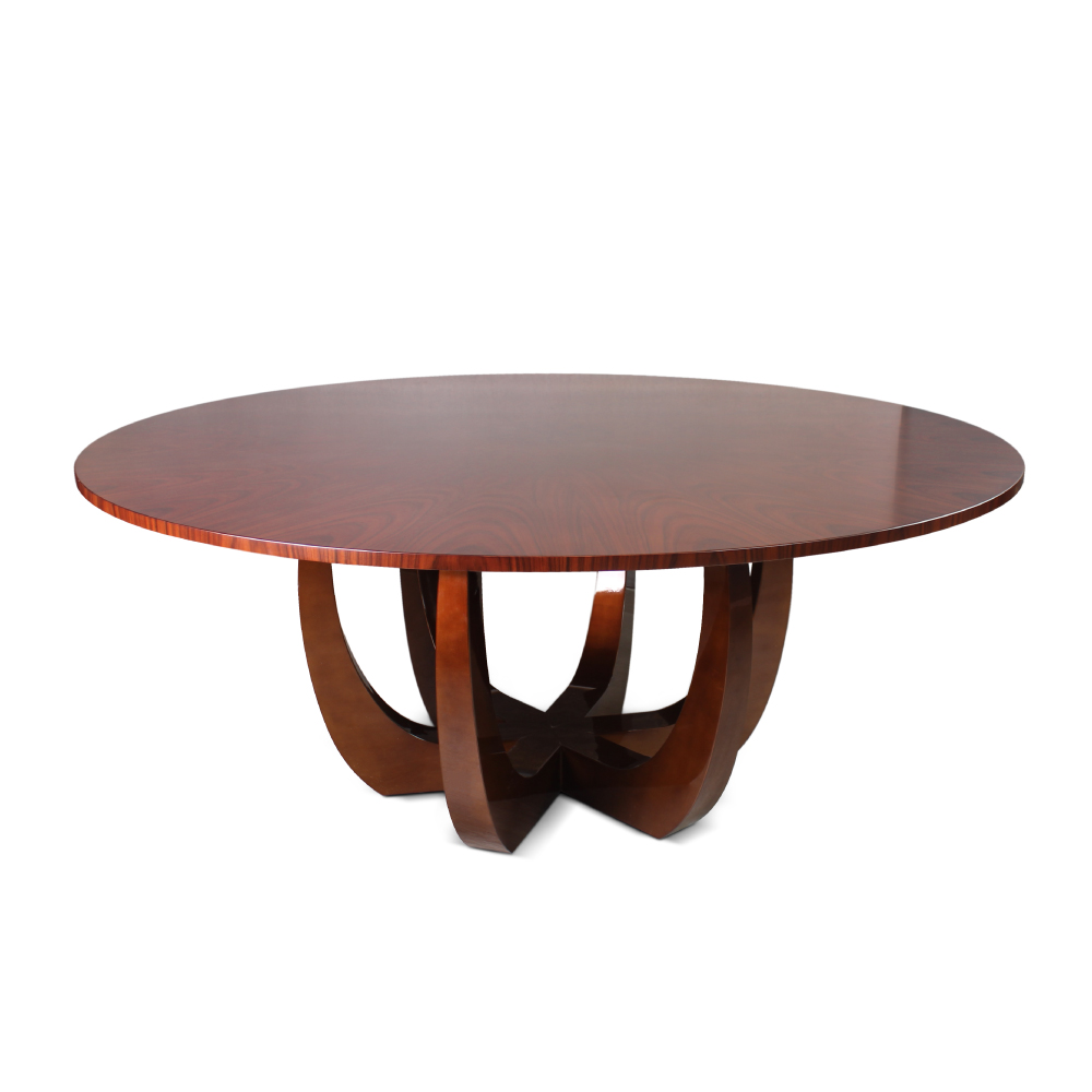 Canopy contemporary dining table