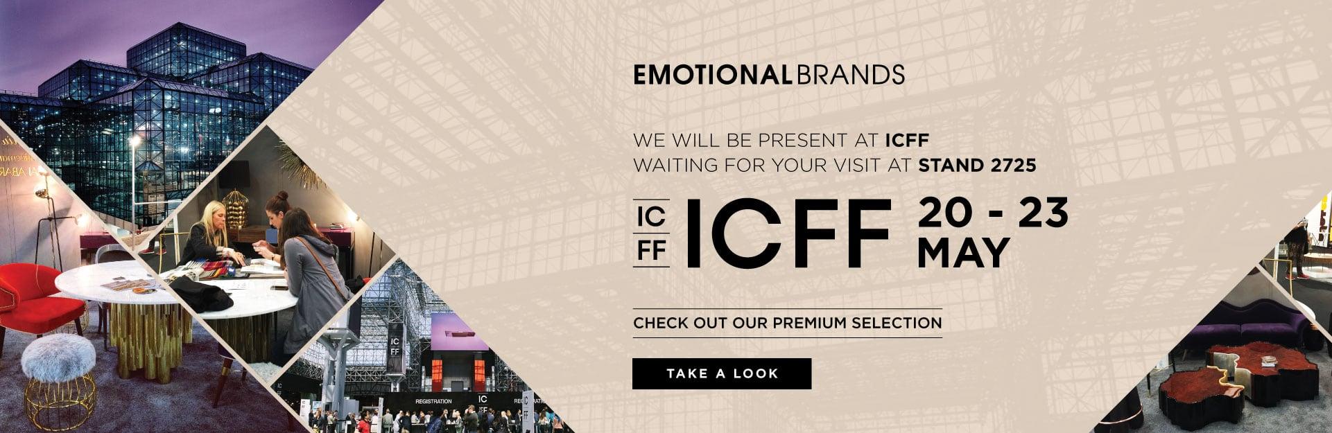 ICFF 2018 @ New York