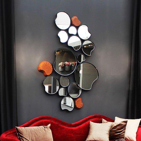 waterlily mirror