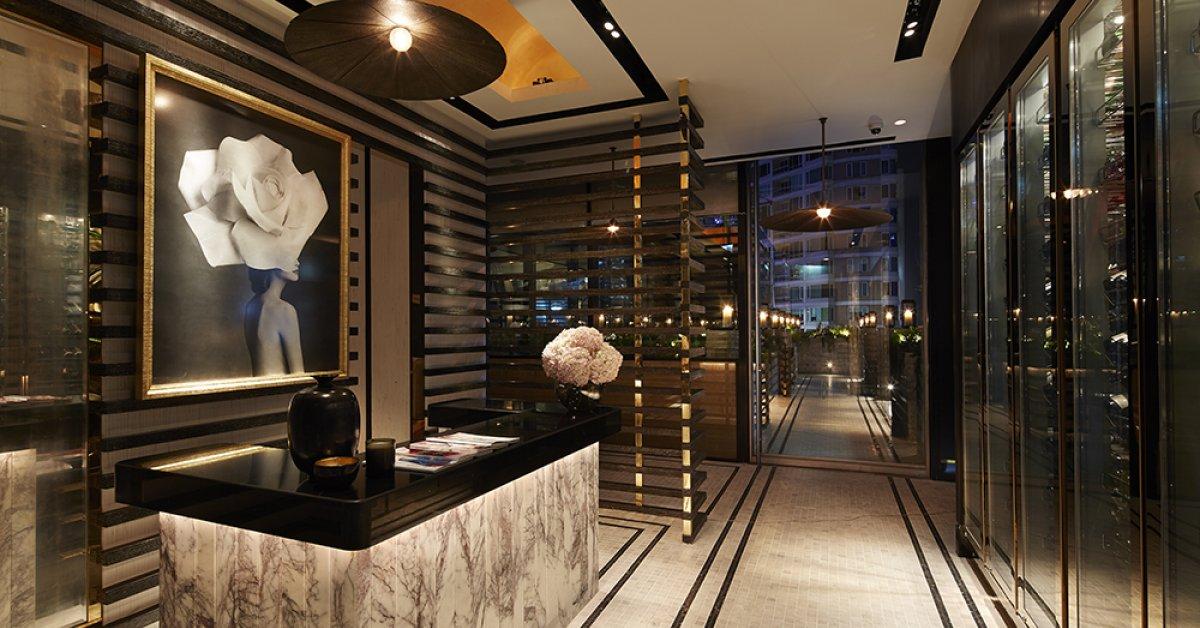 Vogue Lounge in Mahanakhon Cube, Bangkok