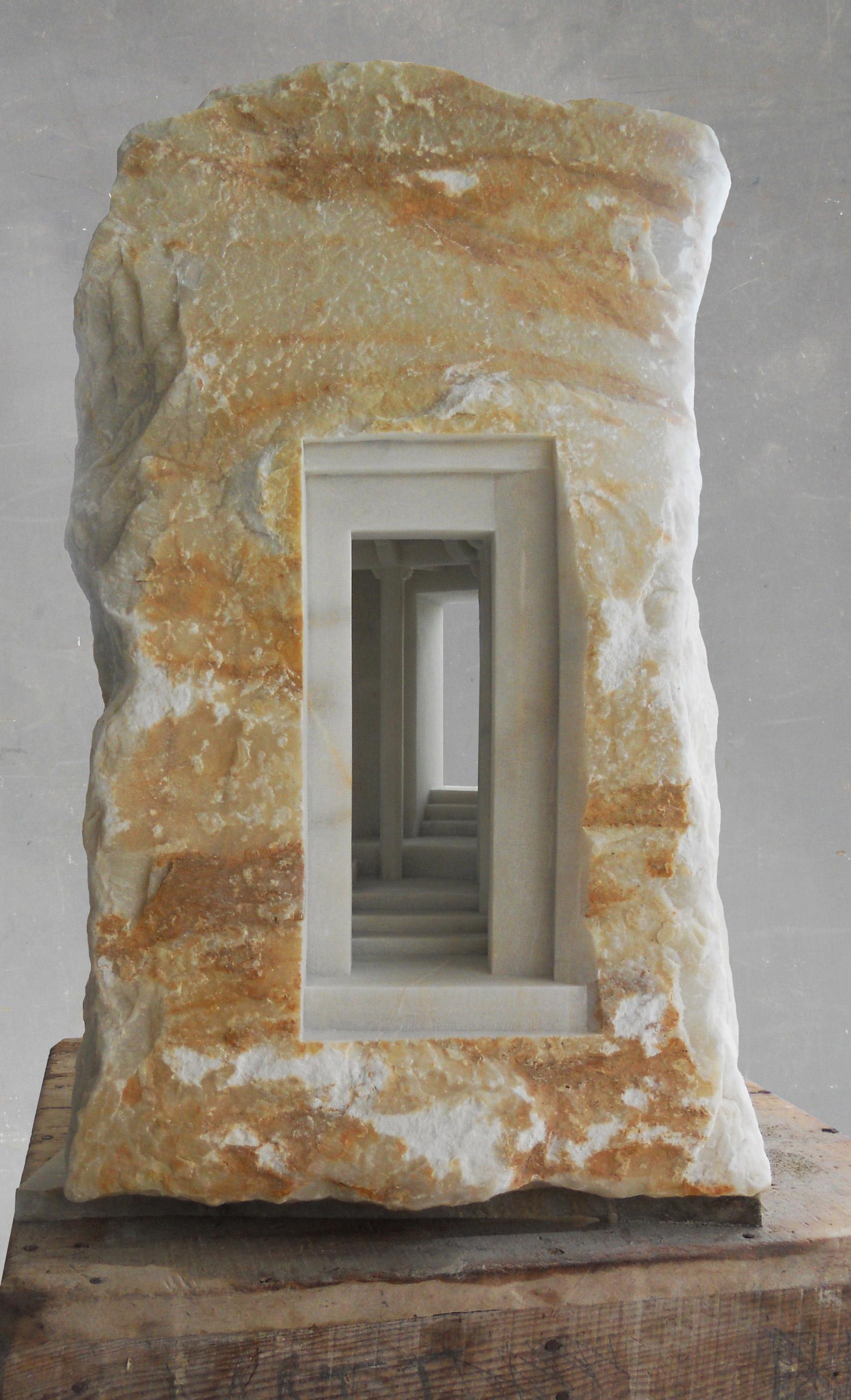 Marble-sculpture