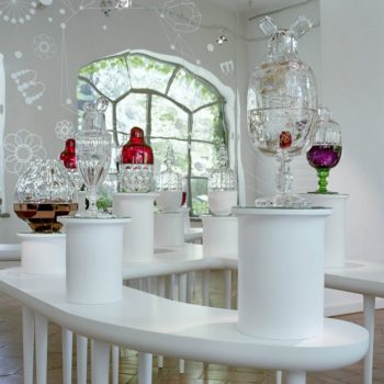 Baccarat Crystal Candy