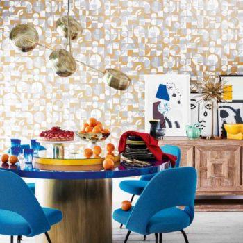 Cubism living room