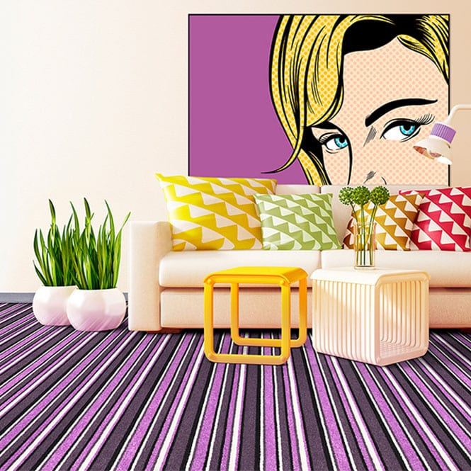Decor pop art
