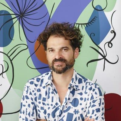Jaime Hayón Portrait