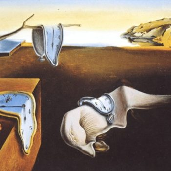 The Persistence of Memory by Dalí