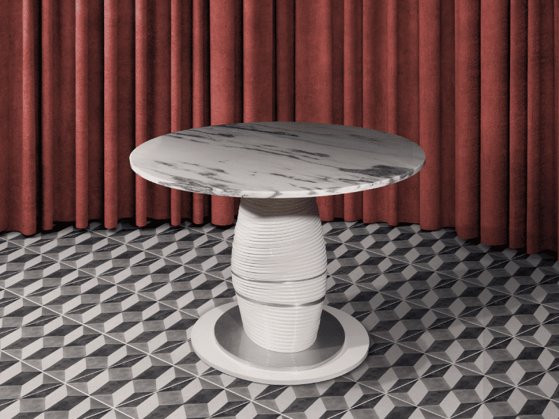 Absolute Dining Table | Artistic Collection