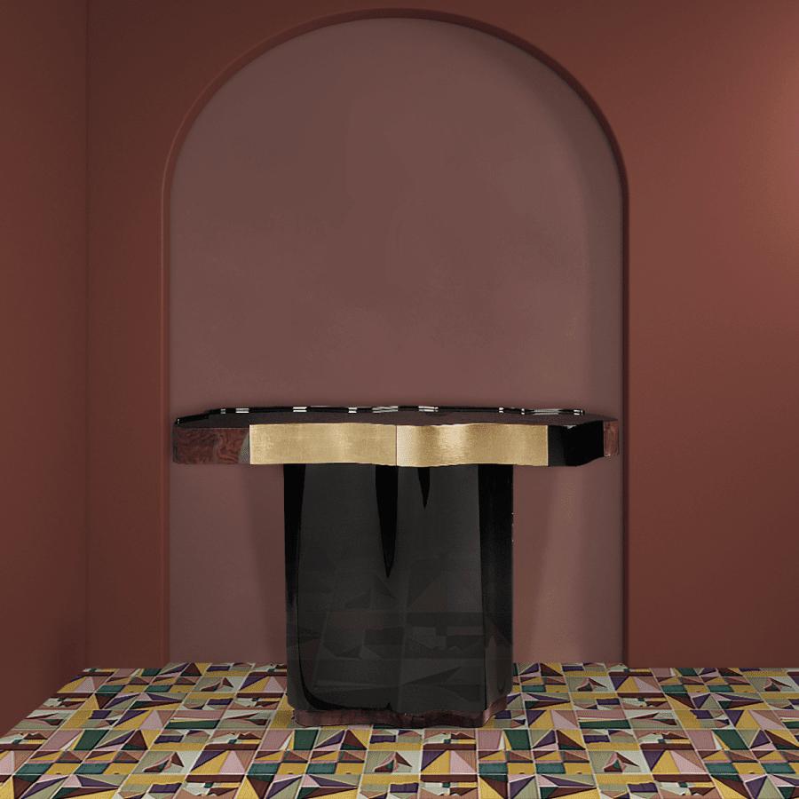 Horizon Modern Consoler | Artistic Collection Pieces