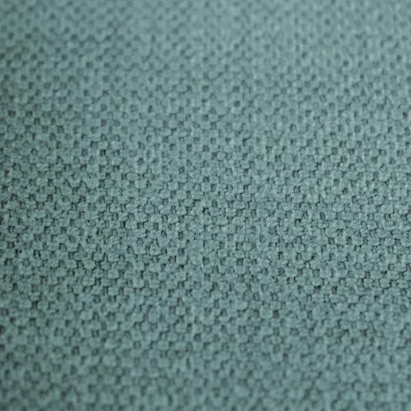 Ice Blue Linen - fabric finishes