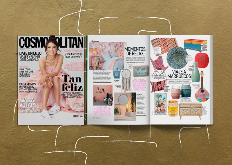 Cosmopolitan spain 1