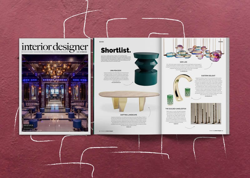 Interior Designer Magazine 1