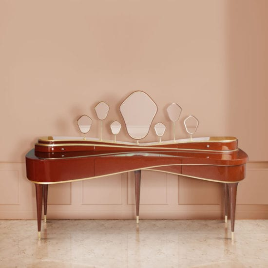 Amélie Dressing Table | Artistic Collection Pieces