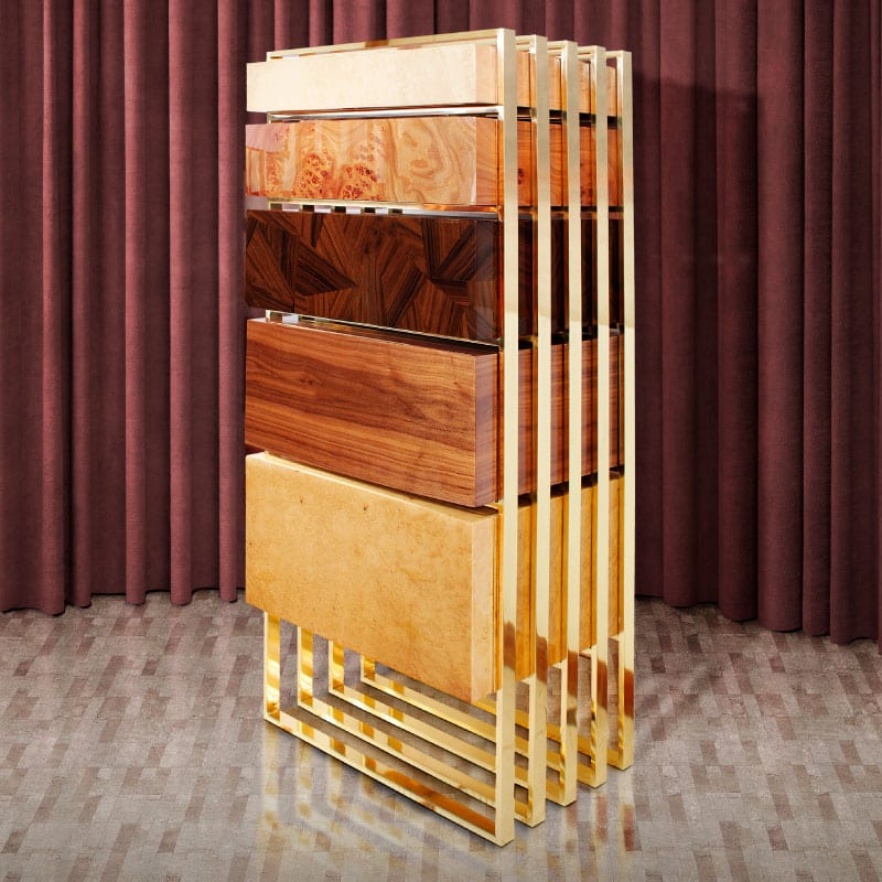 Hollow Chest of Drawers | Artistic Collection Pieces