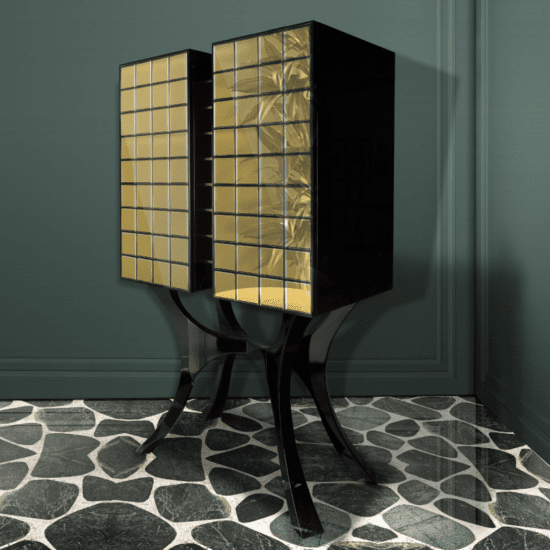 Mondo Cabinet | Artistic Collection Pieces