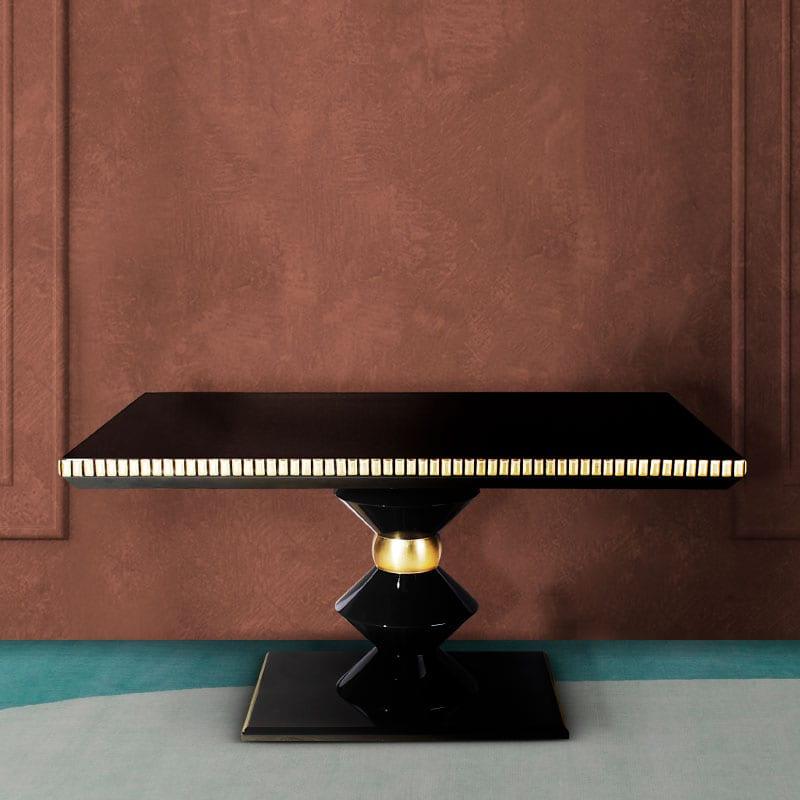 Petit cortez dining table